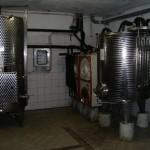 Locale vinificazione