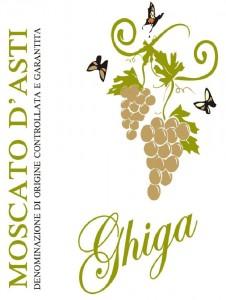 Moscato d'Asti DOCG - Ghiga