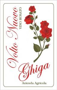 """""""Volto Nuovo"""" Vino Rosato - Ghiga"""